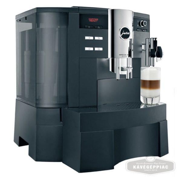 Jura Impressa XS90 kávégép OTC cappuccino fejjel (felújított 12 hónap garanciával)