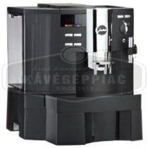 É Jura Impressa XS90 kávégép cappuccino fejjel (felújított 12 hónap garanciával)