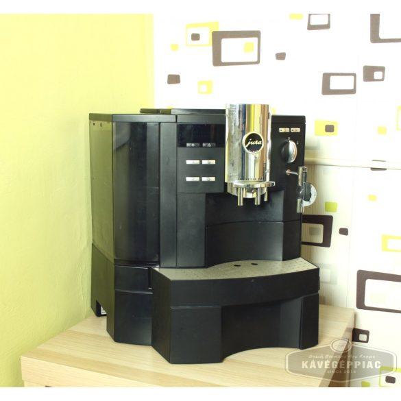 Jura Impressa XS90 kávégép cappuccino fejjel (felújított 12 hónap garanciával)