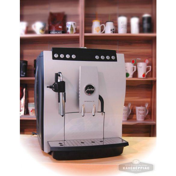 Jura Impressa Z5 kávégép (felújított 12 hónap garanciával)