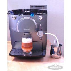Siemens Surpresso Compact cappuccino kávégép (felújított 6 vagy 12 hónap garancia)