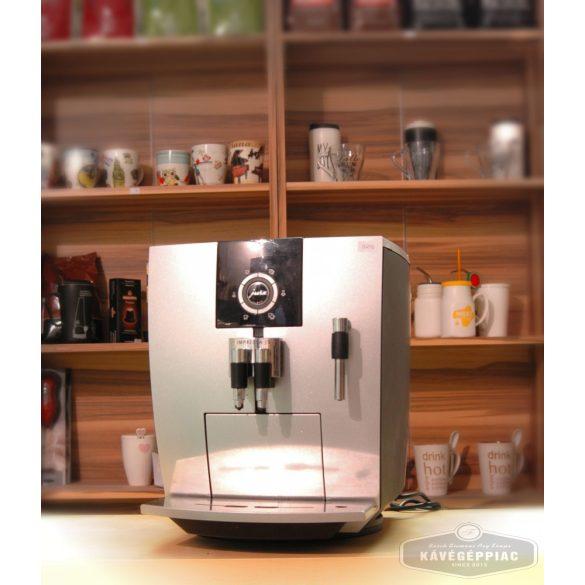 Jura Impressa J5 kávégép (felújított 12 hónap garanciával)