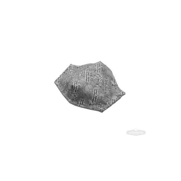 Raypath Cosmetic mask - grey
