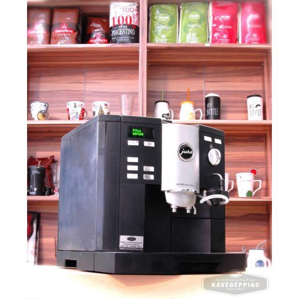 Jura Imressa 6000 kávégép ( felújított 12 hónap garanciával)