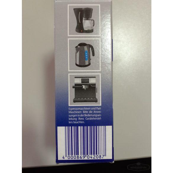 ORO Kávégép vízkőtelenítő tabletta