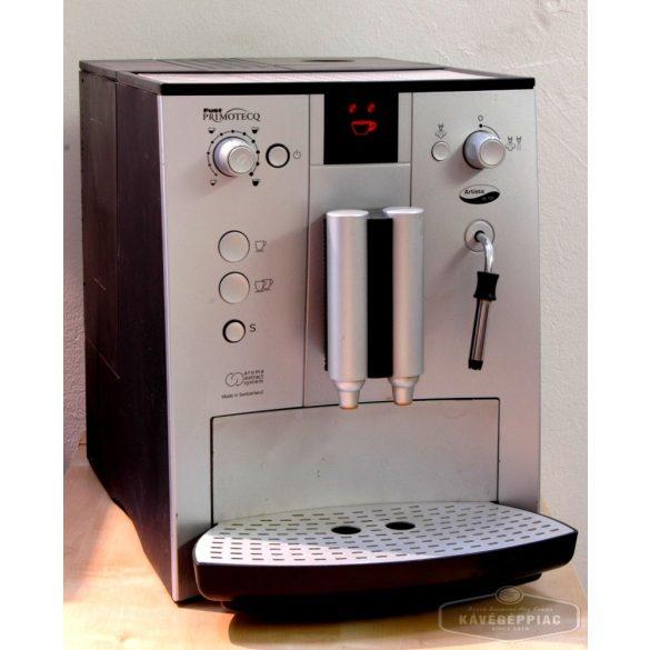 Fust Primotecq Artista kávégép ( Felújított 6 vagy 12 hónap garanciával)