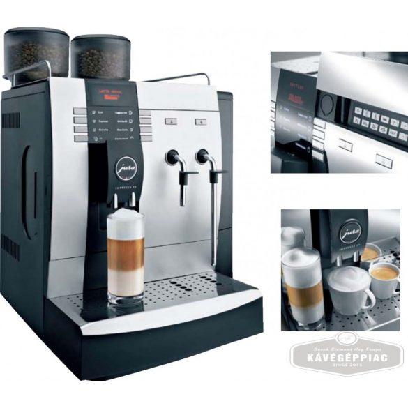Jura Impressa X9 kávégép (felújított 12 hónap garanciával)