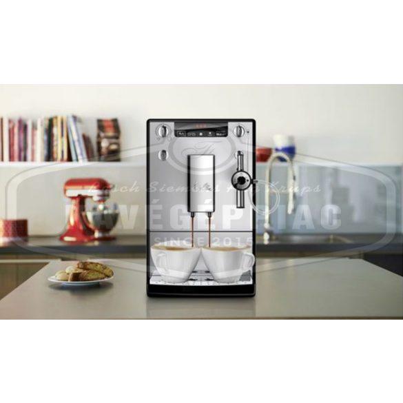 Melitta Solo Perfect Milk Ezüst kávégép (felújított  12 hónap garanciával)