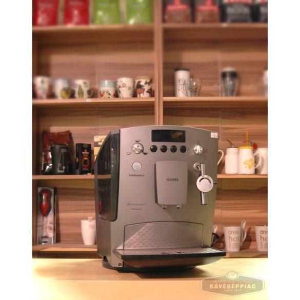 Nivona CafeRomatica kávégép cappuccino fejjel (felújított 6 hónap garancia)