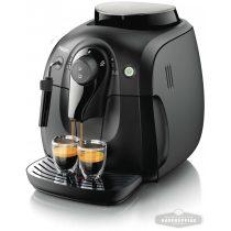 Saeco Xsmall kávégép fekete (felújított 6 hónap garancia)