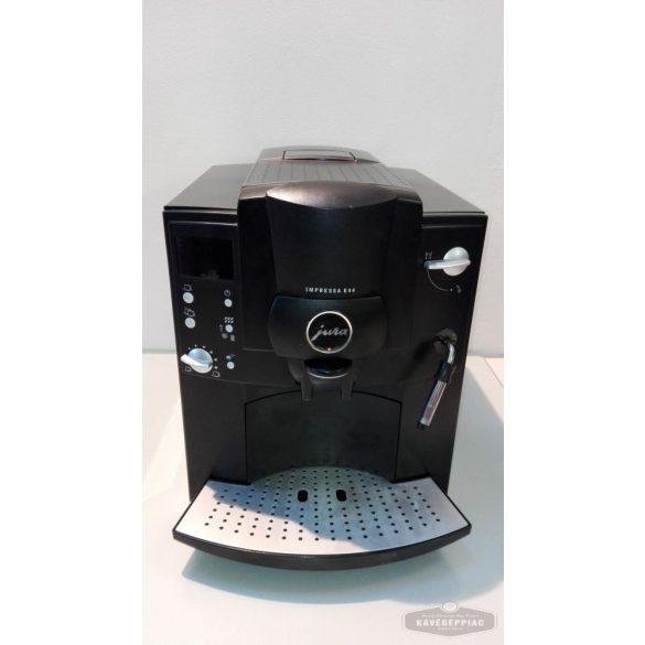 Jura Impressa E44 kávégép (felújított 6 vagy 12 hónap garanciával)