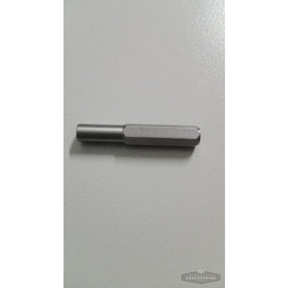 Jura kulcs, Nespresso ovál kulcs (bitfejbe fogható)