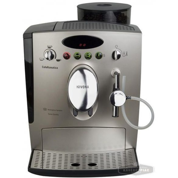 Nivona Caféromatica 620 kávégép (felújított 6 vagy 12 hónap garancia)