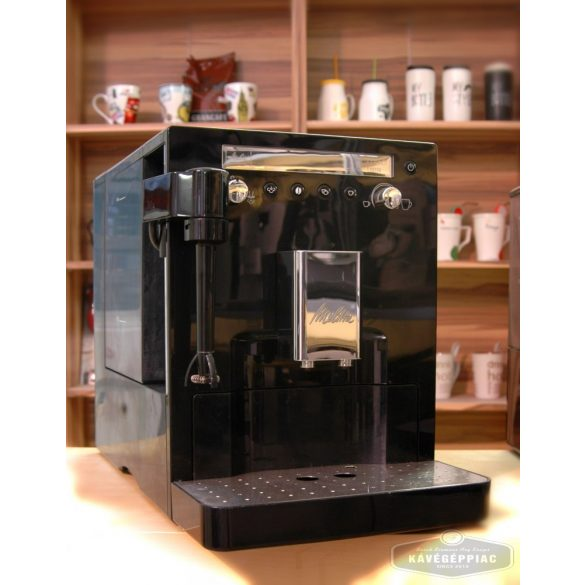 Melitta caffeo lounge kávégép (felújított 6  vagy 12 hónap garanciával)