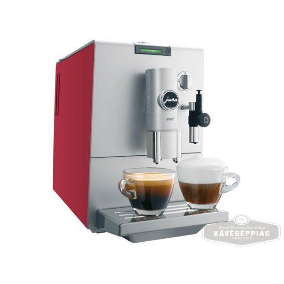 Jura ENA 5 kávégép piros  (felújított 12 hónap garanciával)
