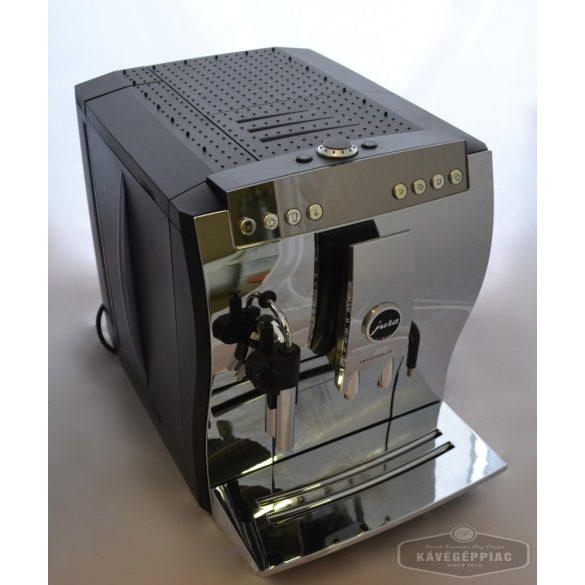 Jura Impressa Z5 chrom kávégép (felújított 12 hónap garanciával)