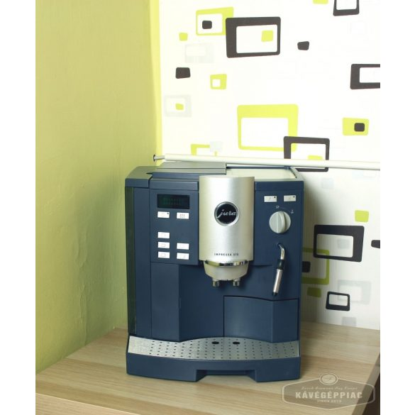Jura S70 kék kávégép (felújítva 12 hónap garanciával)