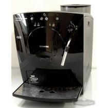 Siemens Compact Pure black hajszálkarcok kávégép (felújított 6 vagy 12 hónap garanciával)